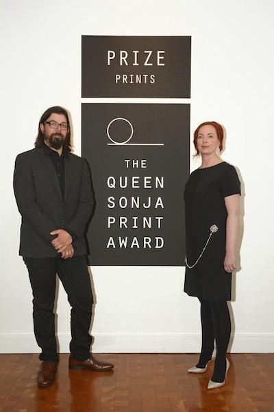 Award Winner 2014; Svend-Allan Sørensen and Award Winner 2012; Tiina Kivinen