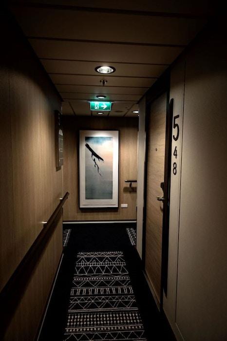 Tiina Kivinen, Corridor I