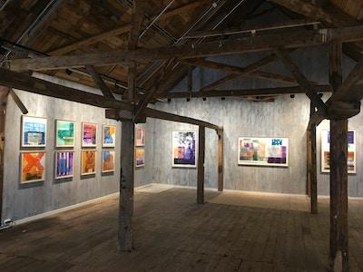 Texture exhibition , 2019 20