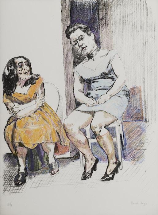 "Rego, Paula ""La Celestina"" 2001"