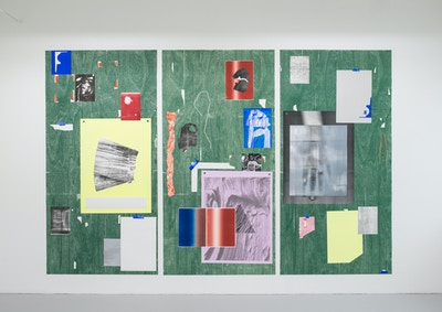 """Philips Ciara, """" Any time there is a surface there is a surface and every time there is a suggestion there is a suggestion and every time there is silence there is silence and every time that is languid there is that there then and not oftener, not"""", 2018"""