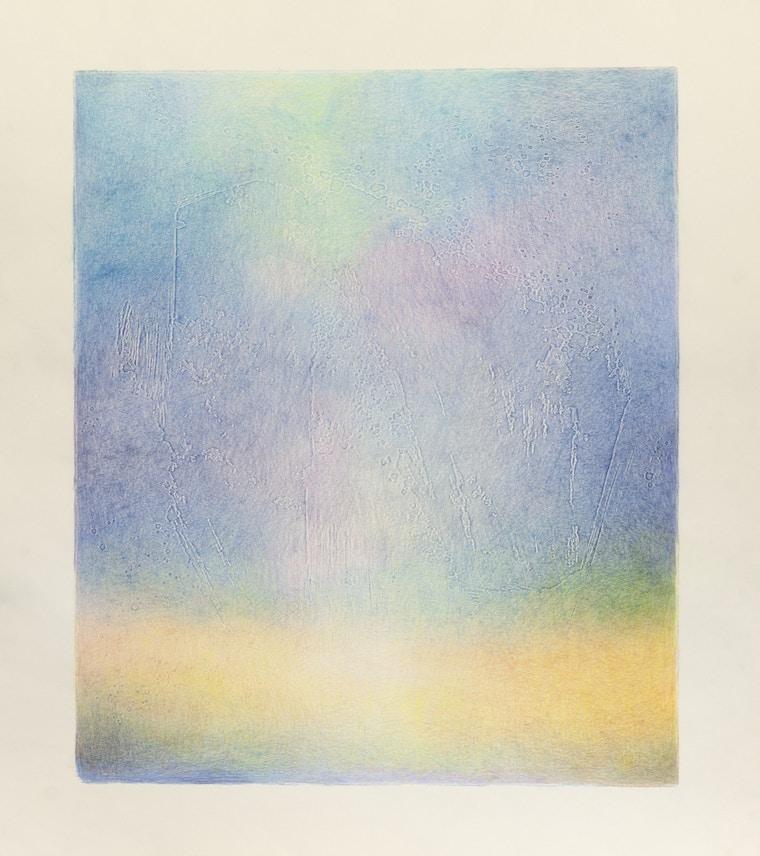 "Pojar, Stefanie, ""Oceans of light II"", 2019"