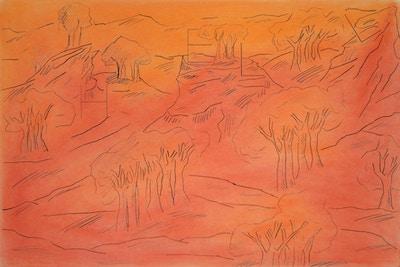 """Zamojski, Honza, """"Hell Landscape"""",  2019"""