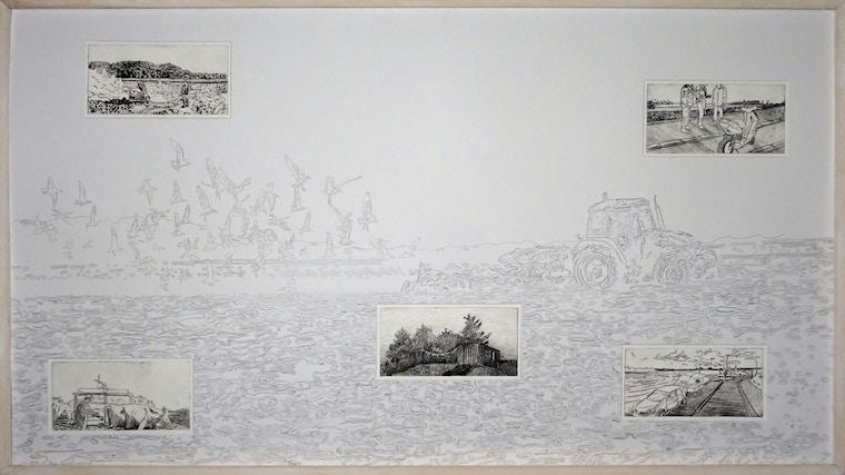 """Klagenberg, Malte, """"Landscape"""", 2020"""