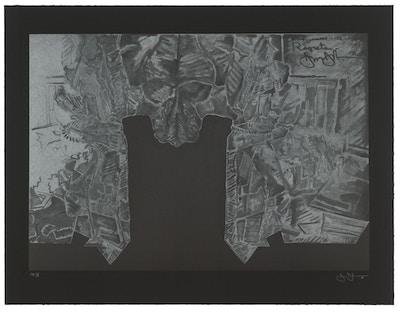 Jasper Johns, Regrets, 2014
